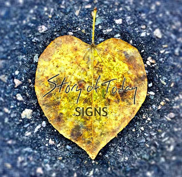 Story of Today - Signs - CD Cover