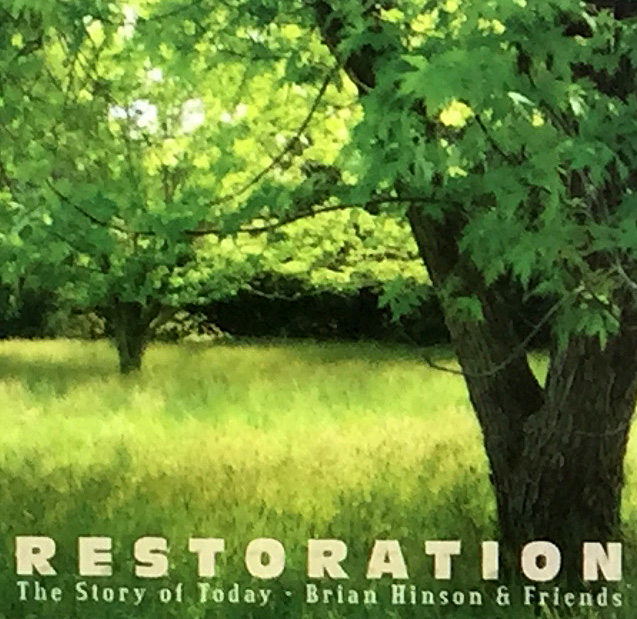 Story of Today - Restoration - CD Cover
